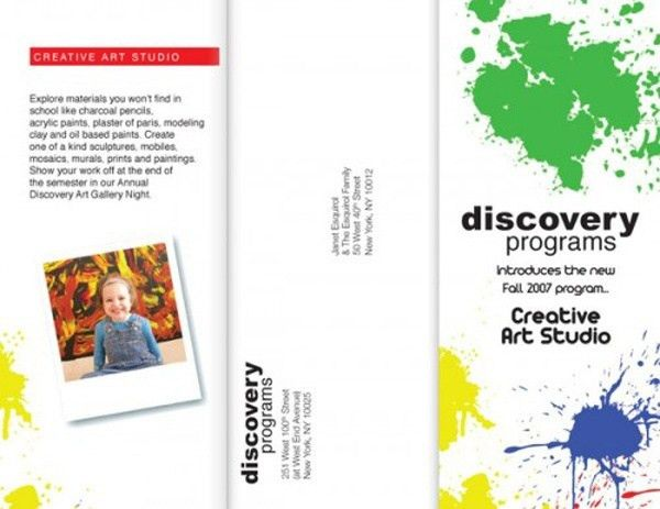 9 best Brochures and Mailers design examples images on Pinterest ...