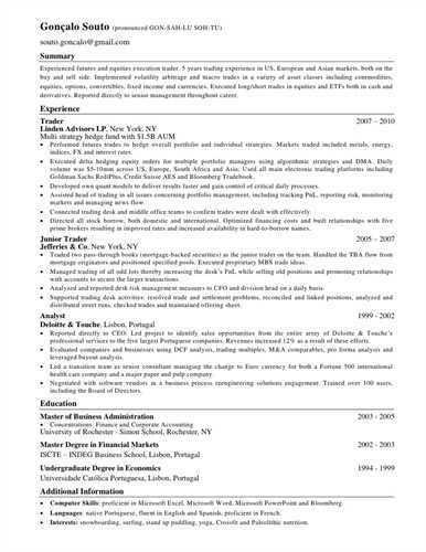 Marvellous Goldman Sachs On Resume 49 For Your Simple Resume With ...