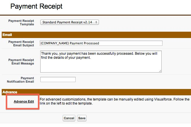 How to add invoice details on payment receipts | Kulturra.com