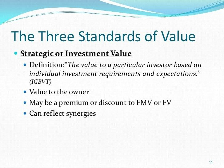Business valuation fundamentals & the maximization of entity value