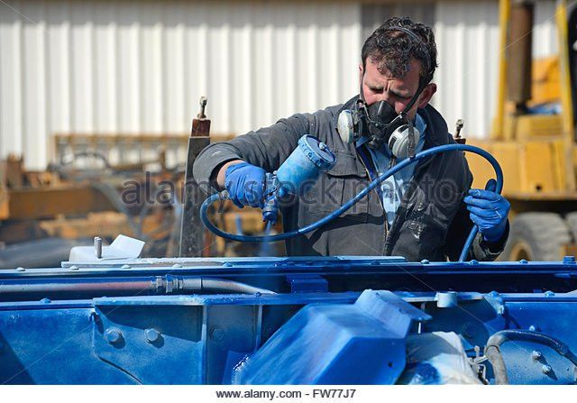 Industrial Painter Stock Photos & Industrial Painter Stock Images ...