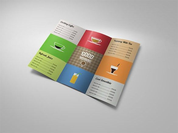 27+ Restaurant Brochure Templates – Free PSD, EPS, AI, InDesign ...