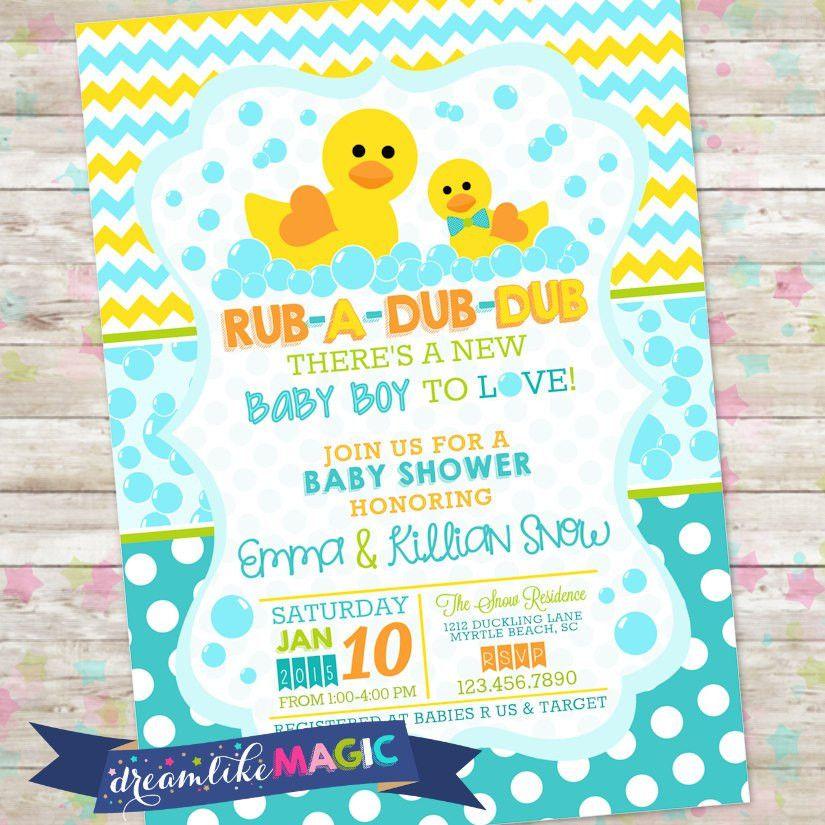 Baby Shower Invite Samples   futureclim.info