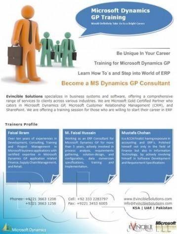 Microsoft erp training | Clasf