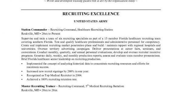Hr Recruiter Resume Sample Resume Templates Recruiter Resume ...