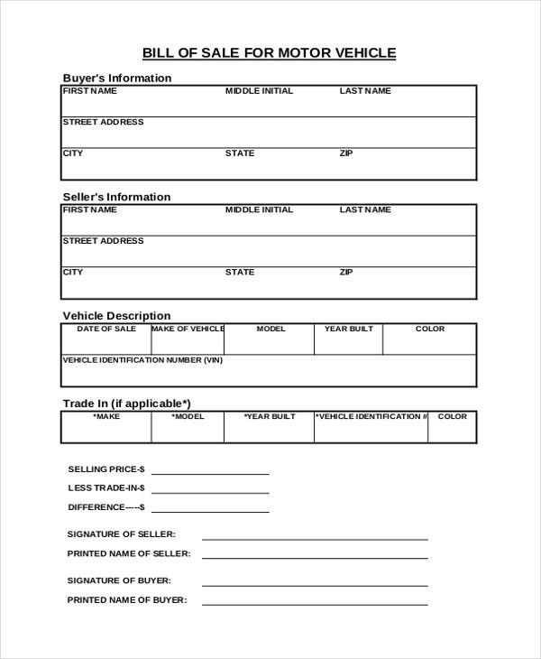 Sample Sales Receipt Form - 9+ Free Documents in PDF