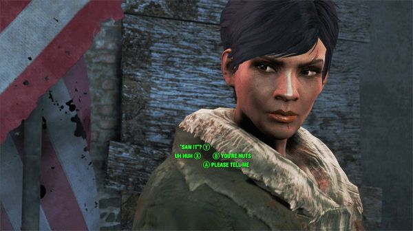 Leading the Pack: Nora (Sole Survivor) From 'Fallout 4' – FemHype