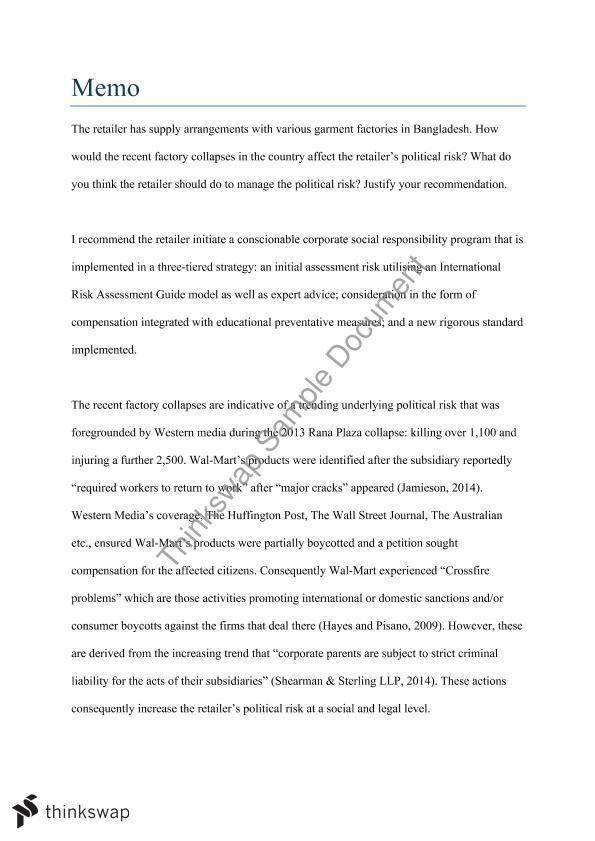 Legal Memo Format. Writing Legal Memos - Law Research & Writing ...