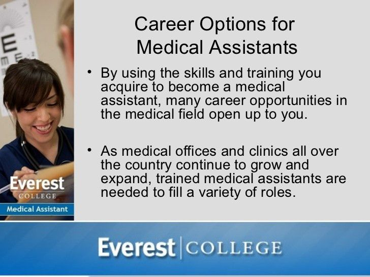 Medical Assistant Job Opportunities: Records and Information Technici…