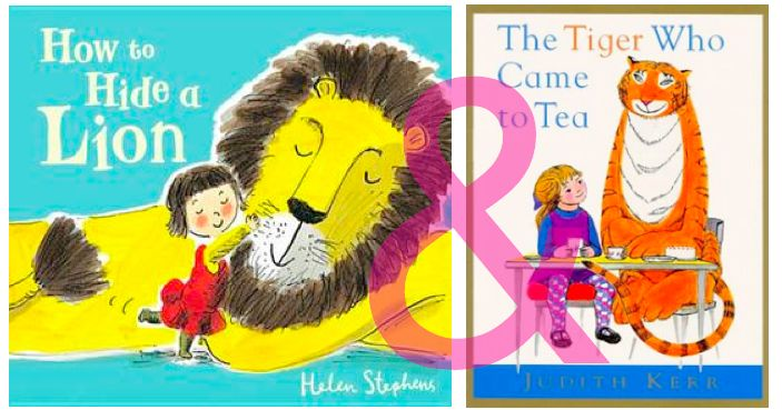 literary allusions in children's books - This Picture Book Life