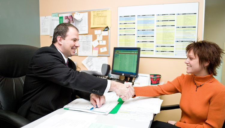 A Leasing Executive's Job Description   Career Trend