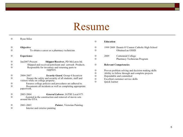 Career Portfolio