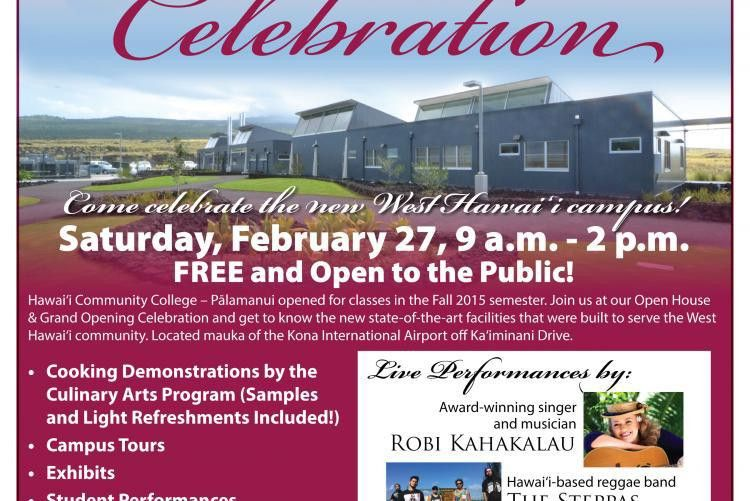 Live music, food and more at the Pālamanui Open House & Grand ...