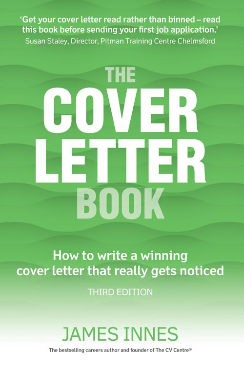 The Cover Letter Book - The Book