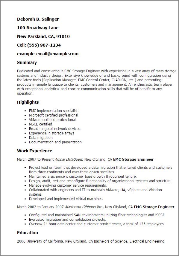 Download Project Implementation Engineer Sample Resume ...