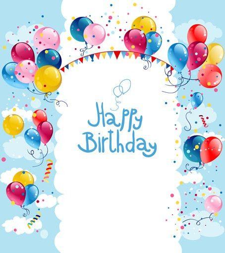 Summer birthday invitation template free vector download (16,692 ...