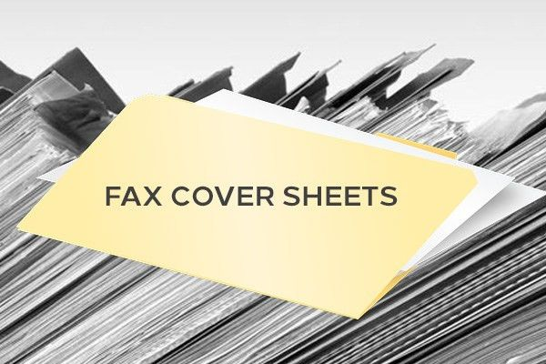 4 Free Fax Cover Sheets for Gmail You'll Love - Gmail Fax Pro