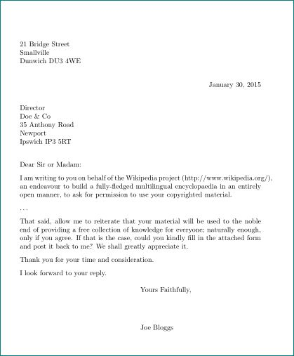 Cover letter with Sender and Recipient on the left-hand-side - TeX ...