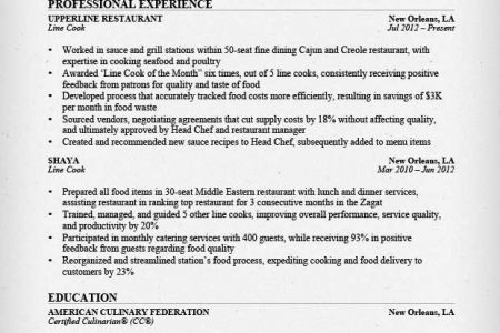 innovation ideas cook resume 1 prep cook and line resume samples ...