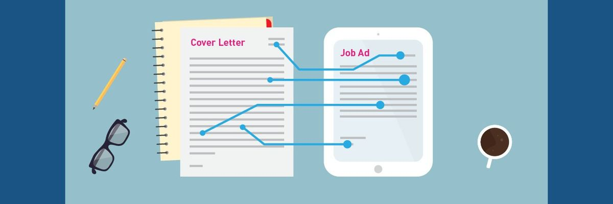 How to tailor your cover letter to the job - Career Advice Hub | SEEK