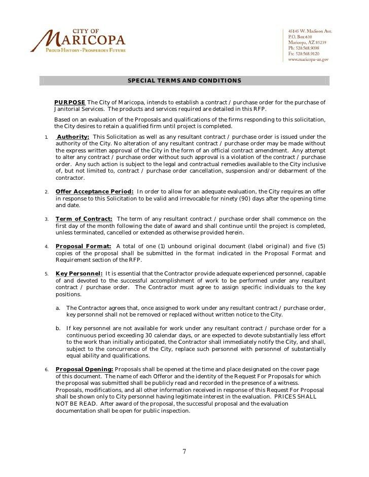 writing a contract for cleaning services how to write a cleaning ...