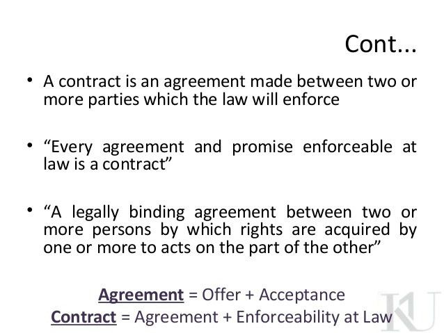 BBA-SEM-5-MERCANTILE LAW-The Indian contract act,1872