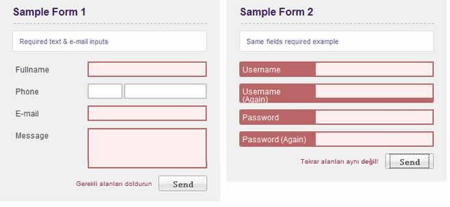 26 Ajax Contact Form With PHP