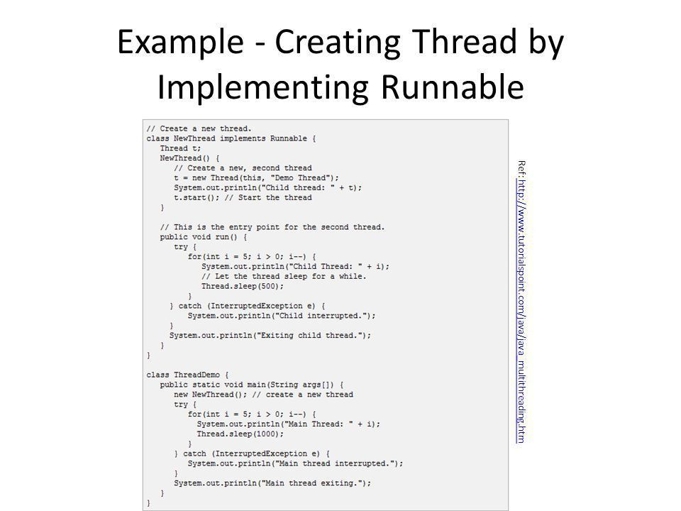 Threading in Java – a Tutorial QMUL IEEE SB. Why Threading When we ...
