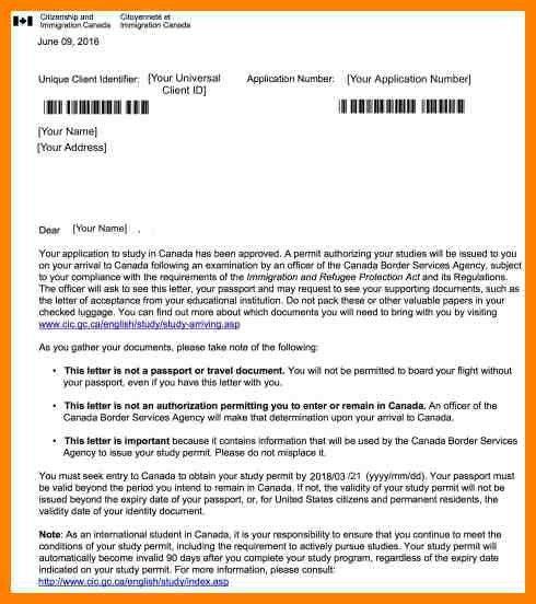 8+ canada study visa application | resume emails
