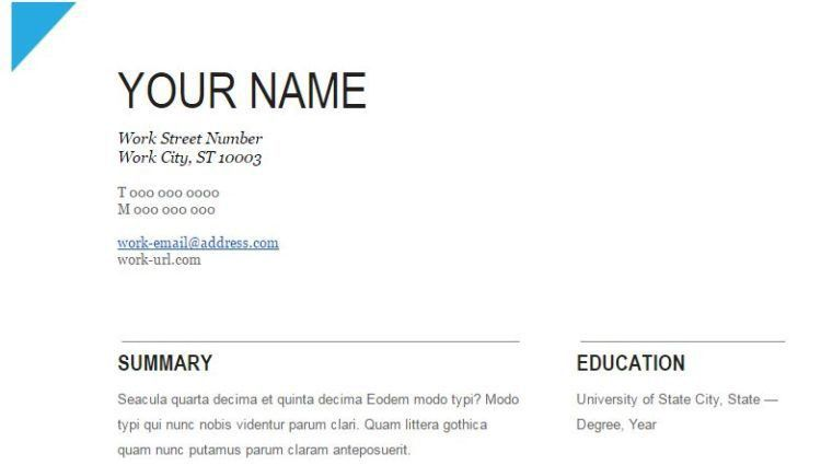 Google Resume Builder Free. curriculum vitae templates for cover ...