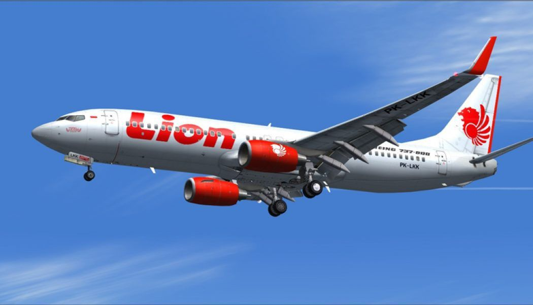 Lion Air B737 First Officer Jobs with Command Upgrade Program ...
