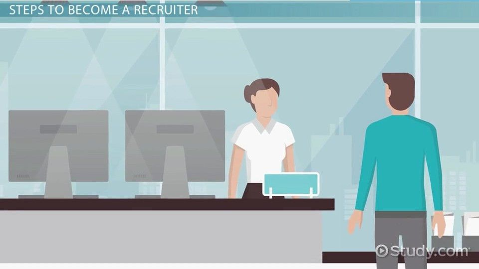 How to Become a Recruiter: Education and Career Roadmap