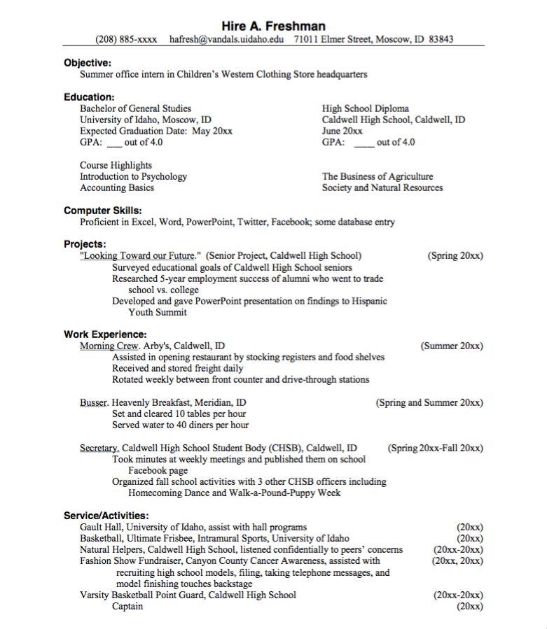 Office Intern Resume Sample - http://exampleresumecv.org/office ...