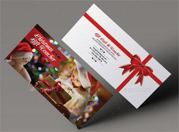 10+ Christmas Vouchers - 9+ PSD, Adobe Illustrator