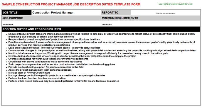 mechanical project coordinator job description. scheduler resume ...