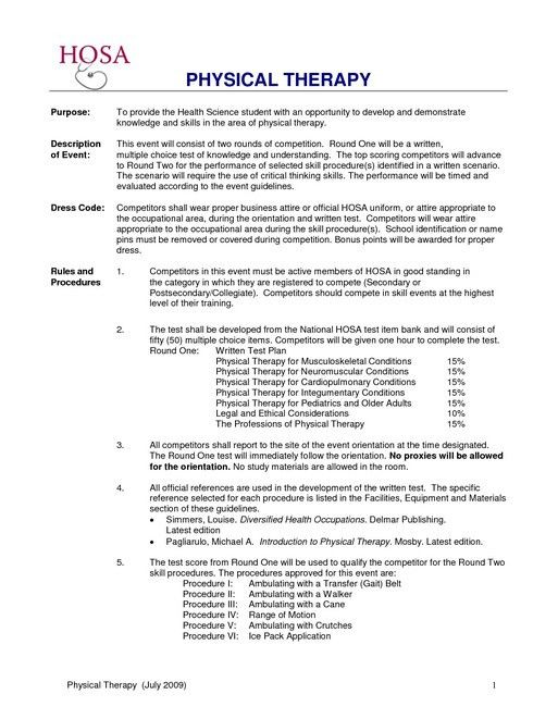 19+ Pta Resume Sample | Pediatric Occupational Therapy Assistant ...