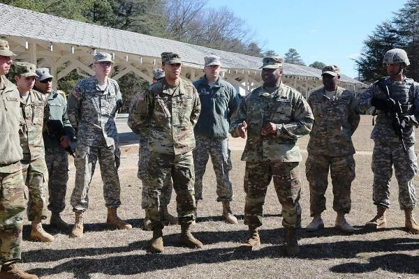 Army Names 2,800 Soldiers for Promotion to Sergeant, Staff ...