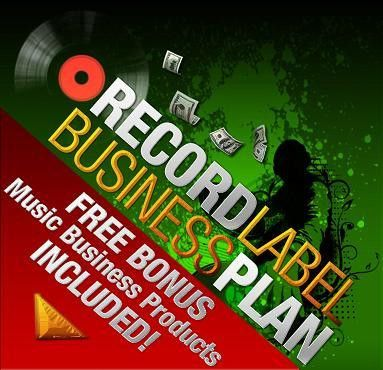 Record Label Business Plan - Start A Record Label With A Business Plan