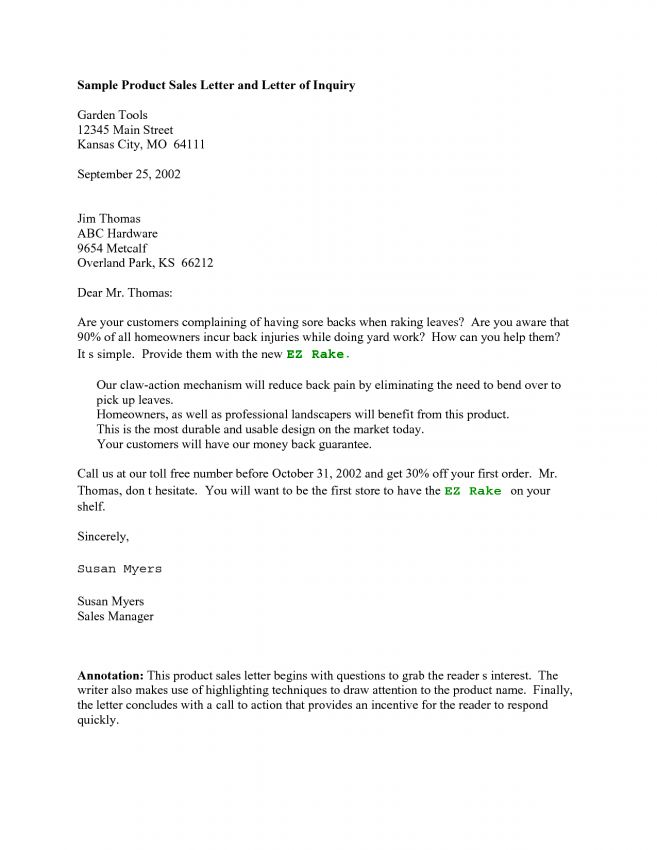 12 Write A Letter Of Inquiry Job Duties letter of reply. letter of ...