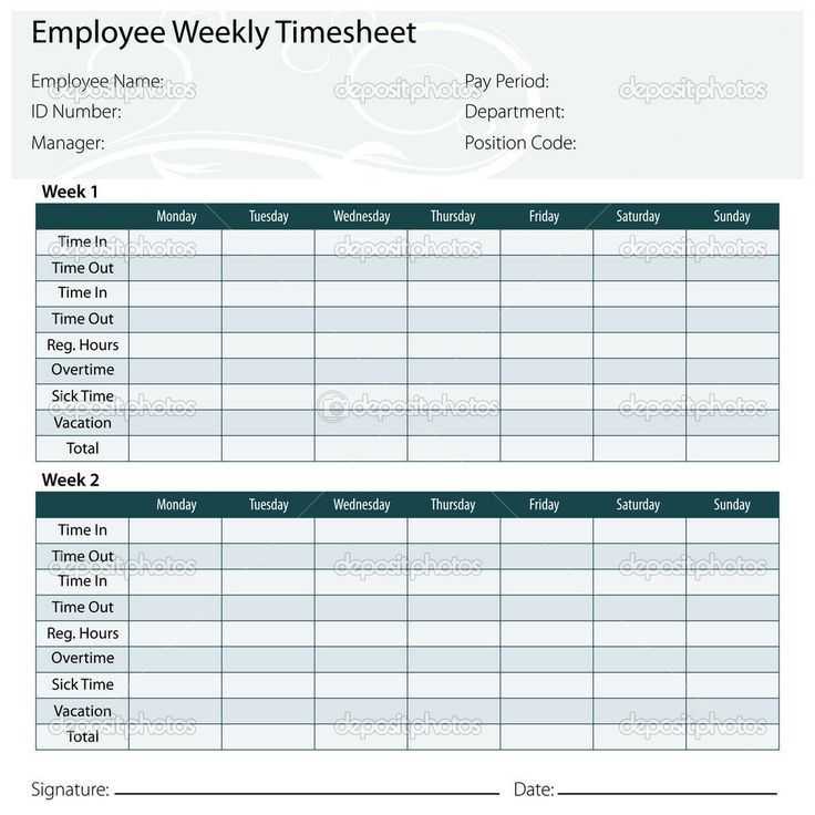 Sample Excel Timesheet. Job Timesheet Template Excel Landlord ...