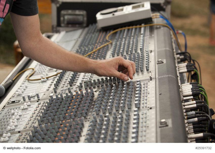 Become a Sound Technician | Sound Technician Job Description & Salary