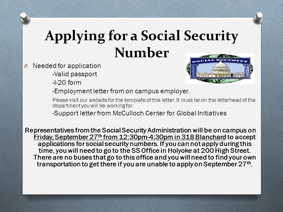 Social Security Template - Contegri.com