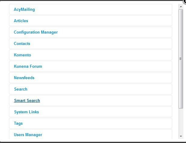 Joomla 3 x. How to manage top menu and change menu items order ...