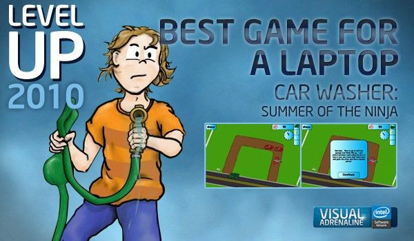 Car Washer: Summer of the Ninja on Steam