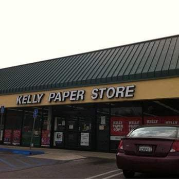 Kelly Paper Store - 11 Reviews - Cards & Stationery - 1384 W 7th ...
