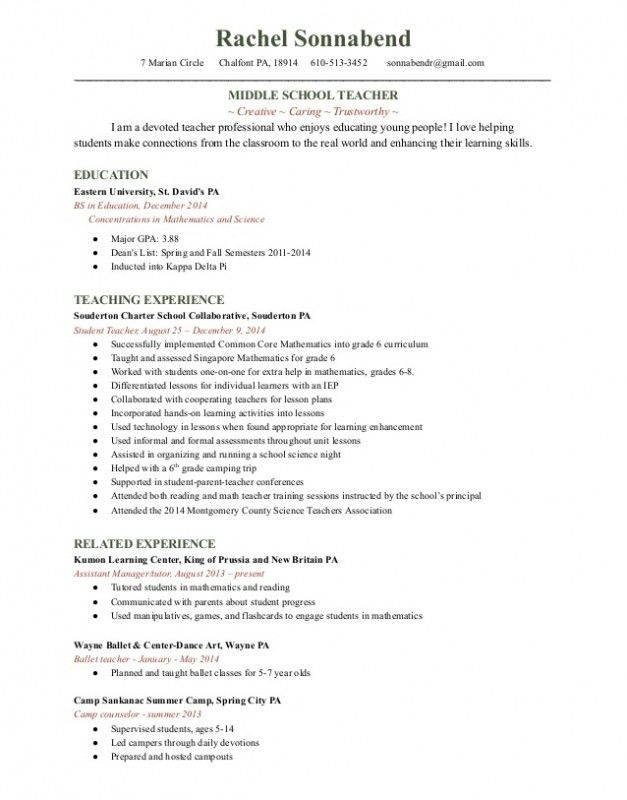 admission counselor resumes