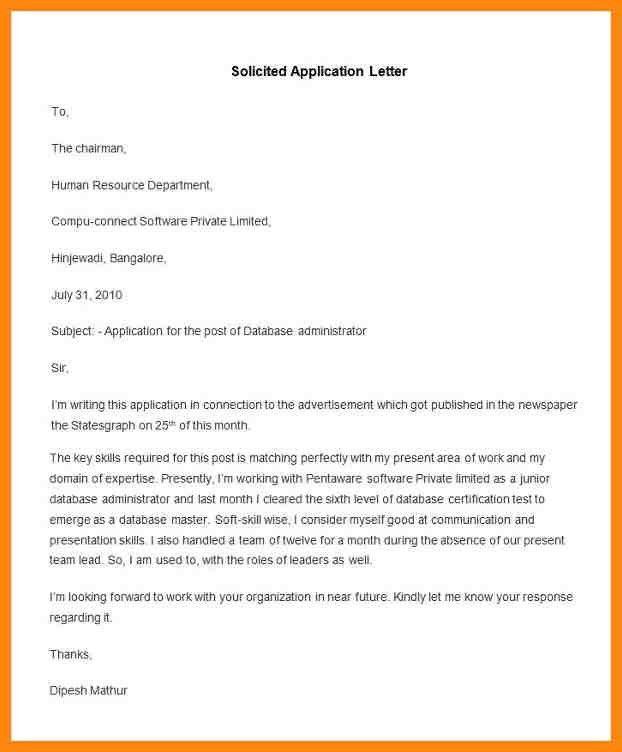 10+ application lettr | nurse resumed