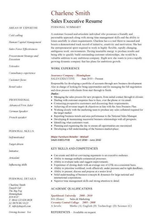 Executive Resumes Templates. Resume Example Executive Assistant ...