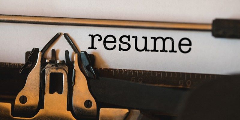 5 step guide to creating the perfect fresher resume