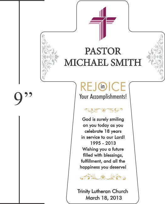 Sample Invitation Letters Pastor Anniversary | Pastors ...